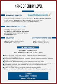 New Format For Resume Resume Formats New Format Sample O All Picture Styles Fresh Of 13