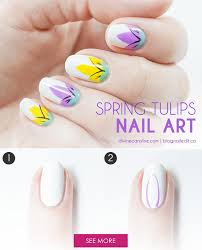 May Flowers: Give These Spring Nails a Try   more.com