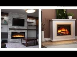 reviews best electric fireplace insert 2018