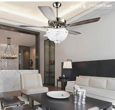 elegant crystal chandelier ceiling fan fresh gale crystal chandeliers led52 inch simple and stylish living room than modern crystal chandelier ceiling fan