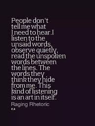 Listening Quotes Inspiration 48 Best Observation Quotes And Sayings