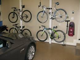 garage bike storage aspiration image of rack diy idea with regard to 11