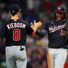 Washington Nationals' lineup for the ...