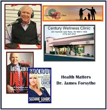 health matters w dr james forsythe america matters media health matters w dr james forsythe