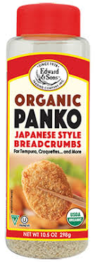 Edward & Sons™ <b>Organic Panko</b> Breadcrumbs – Edward & Sons ...