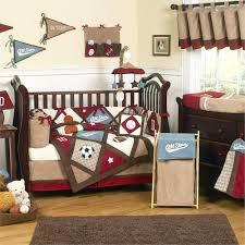 All Star Sports Baby Boy 9pc Crib Bedding Set by JoJo Designs