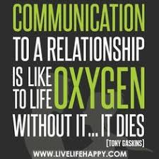 Relationship Communication Quotes on Pinterest | Decision Making ... via Relatably.com
