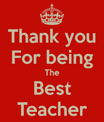 Image result for teacher thank you pictures