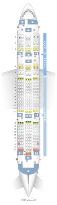 Boeing 787 8 Dreamliner Seating Chart Seatguru Seat Map Kenya Airways Seatguru