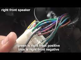 vote no on car stereo wiring explained in detail toyota camry stereo wiring 2012 2014