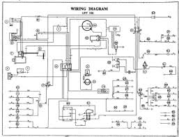 delco wire alternator installation 5000 ford mf135 wiring wiring alternator wiring diagram on for fun here s the full wiring diagram for anyone interested