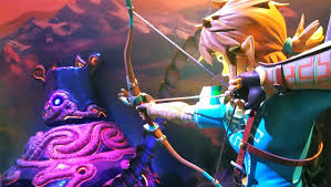 Bows And Arrows List The Legend Of Zelda Breath Of The