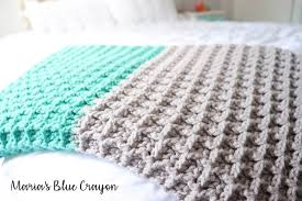 Crochet Blanket Patterns Free Amazing Decorating Design