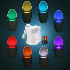 Best Motion Activated Toilet Night Lights Reviews | FindingTop.com