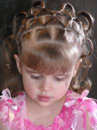 تسريحات شعر للاطفال قصات شعر لعيد الفطر 2013 تسريحات شعر
