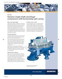 Centrifugal Compressor Impeller Design Pdf Stc Sh Horizontally Split Centrifugal Compressors Manualzz Com