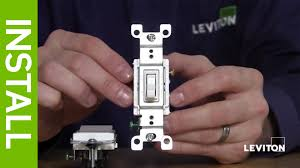 leviton presents what is a 3 way switch