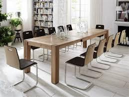Esstisch Tisch Esszimmertisch Esszimmer Auszug Eiche Massiv Geölt Natur
