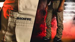Bonfire Snow Pants Size Chart Bonfire Tactical 2018 2019 Snowboard Pants Review