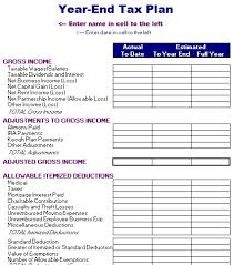Tax Deduction Spreadsheet Template Excel Austinroofing Us