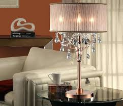 living room lamps table for tall crystal on new ceramic living room lamps
