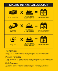 60 days to fit nutrition overview