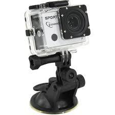 <b>Экшн камера Gembird</b> Action Camera <b>ACAM</b>-<b>003</b> Silver — купить ...