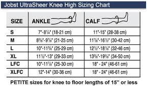 Jobst Ultrasheer Knee Highs 20 30 Mmhg