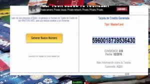 - 2 Generar Tarjeta Con Youtube Sin Programas Credito descripcion como actualizado Dinero De 2016 Formas