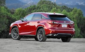 2018 lexus midsize suv. contemporary suv now common on american roads the lexus rxu0027s wild styling is less  polarizing than it was when current version of suv debuted inside 2018 lexus midsize suv