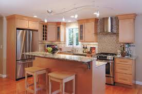 contemporary kitchen by currier kitchens and baths