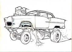 Small Picture 1936 Chevy Hot Rod Cars Coloring Pages Kids Play Color
