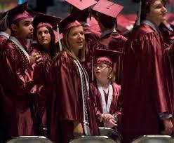 austin high school graduation first of ceremonies at erwin alden sutton