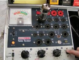 Eico 635 Tube Tester Manual Frontlinoa