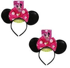 <b>Genuine</b> UPD <b>Mickey Mouse</b> Classic Ear Shaped Headband <b>Disney</b> ...