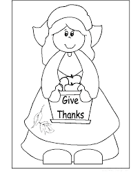 Pilgrims Coloring Page Best Coloring Pages 2018