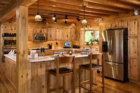 cabin kitchen ideas. Beautiful Small Log Cabin Kitchens Ideas Kitchenigns Tiny Kitchen