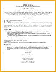 Substitute Teacher Job Description For Resume Substitute Teacher