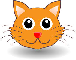 cat face clipart. Delighful Cat Cartoon Cat Faces Clipart  Free To Use Clip Art Resource In Face F