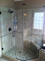 frameless shower door custom frameless shower doors omaha interior glass
