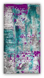 abstract painting large wall art canvas art purple plum grey gray with well known large teal on large wall art teal with 15 best large teal wall art