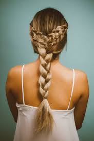 How To: Create A Triple Stacked Braid In 9 Easy Steps