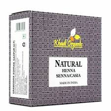 <b>Хна бесцветная натуральная для</b> укрепления волос Khadi Organic