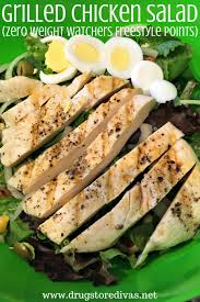 looking for a delicious weight watchers dinner make this grilled en salad from