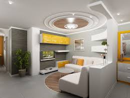 flush mount light and recessed lights over living room white sectional sofa with round coffee large recessed lighting h23 large