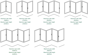 bifold door sizes photo 23