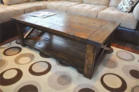 Diy Coffee Table With Turned Legs Dining Room Tables Archives