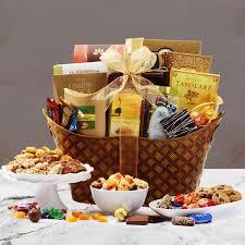clic favorites holiday gift basket