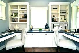 small space home office. Small Space Office Home For Two In  Design Pictures