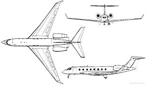 The-Blueprints.com - Blueprints > Modern airplanes > Modern G ...